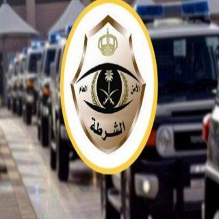 شرطة #مكة_المكرمة توقع بمواطن ارتكب جرائم سطو على محال بجدة