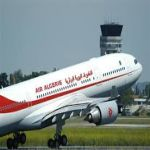 عربية - تحطم طائرة ركاب جزائرية