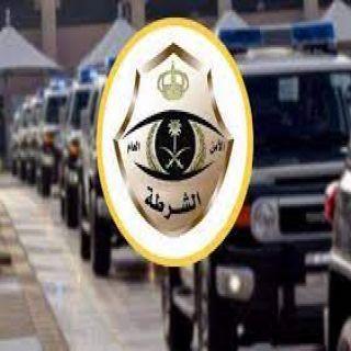 """شرطة القصيم القبض على مواطن من ارباب السوابق قام بإحراق """"5"""" مركبات"""