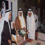مجلس ألمع يكرم الدكتور زاهر ويوقّع مع قناة السيوف