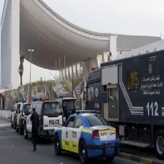 في #الكويت سوري يقتل أمه وشرطي مرور