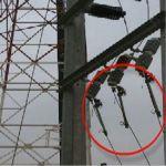 مكتب إشتراكات كهرباء محايل عسير يُعيد الكهرباء إلى برج وادي بقرة