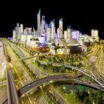 دُبي تنشيء أكبر مدينة مكيفة في العالم