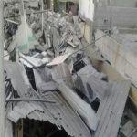 الطيران الإسرائيلي يدمر برجين سكنيين في غزة