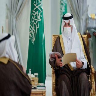 سمو أمير الشمالية يتسلم التقرير السنوي لأعمال الشركة السعودية للكهرباء بالمنطقة
