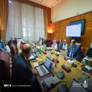 سمو وزير الخارجية يرأس اجتماع اللجنة الوزارية العربية الرباعية