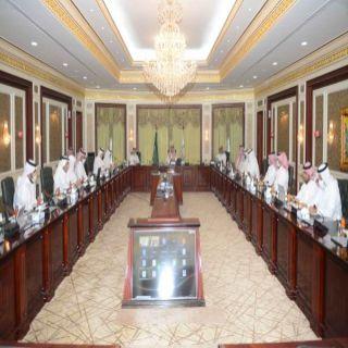 مجلس #جامعة_الملك_خالد  يقر عددًا من اللوائح