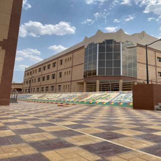 فرع #جامعة_الملك_خالد في تُهامة يُعلن فتح المقر الجديد لكلية العلوم والاداب برجال ألمع