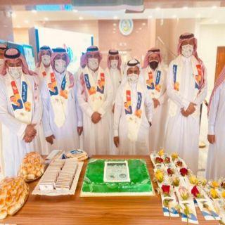 بلدية بارق تحتفل باليوم الوطني 91