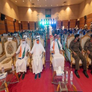 بحضور الفلقي #تعليم_محايل يحتفي بذكرى اليوم الوطني السعودي