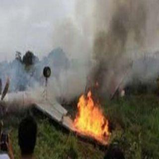 روسيا :مقتل 15 شخصا ونجاة 7 آخرين في تحطم طائرة كانت تقل مظليين