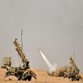الدفاعات السعودية تعترض وتُدمر طائرة مُفخخة اطلقتها ميليشيات الحوثي بإتجاه خميس مشيط
