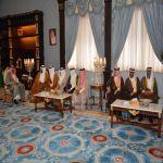 أمير الباحة يستقبل رؤساء وأعضاء المجالس البلدية بأمانتي الباحة وعسير