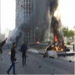 مقتل ضابطين ومجند في انفجار قرب الخارجية المصرية