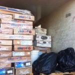 «التجارة» تضبط شاحنة تنقل لحوماً وأغذية فاسدة بالرياض