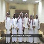جمعية البر بأبها تكرم مشرفي حملة الحج