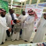 صحة عسير تُطلق حملة تطعيم الأطفال في الحرجة