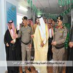 أمير الباحة يطلع على سير العمل في عدد من الجهات الحكومية بمحافظة المندق