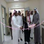 تدشين عيادة الكشف المبكر لسرطان الثدي وحملة التوعية بقطاع وادي بن هشبل