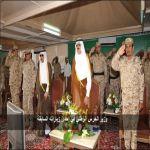 وزير الحرس الوطني يتفقد غداً وحدات الحرس الوطني في القطاع الشرقي