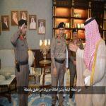 امير منطقة الباحة يدشن انطلاقة دوريات امن الطرق بالمنطقة