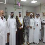 افتتاح وحدة الكلى بمستشفى القحمة العام