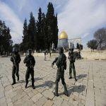 إسرائيل تغلق المسجد الأقصى حتى إشعار آخر