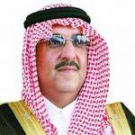 وزير الداخلية الأميرمحمد بن نايف يصل عنيزة قادماً من حائل لتقديم العزاء لذوي الشهيد محمد العنزي