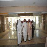 سمو أمير منطقة الباحة يتفقد المشروعات التنموية بمحافظة المخواة
