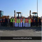 بلدية الدليمية تنظم حملة نظافة وتوعية بالمركز وقراه