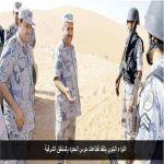 اللواء البلوي يتفقد قطاعات حرس الحدود بالمنطق الشرقية