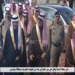 أمير منطقة الباحة يطلع على سير العمل في عدد من الجهات الحكومية بمحافظة بلجرشي