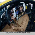 أمير الرياض يفتتح مهرجان السباقات السعودي الخامس للسيارات ويتوّج الفائزين