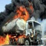 صاروخ يصيب صهريجاً في أكبر ميناء لتصدير النفط بليبيا