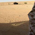 صور- انفجار مدرعة للحرس الوطني بميادين التدريب بخشم العان شرق العاصمة الرياض