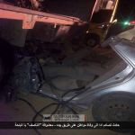 """حادث تصادم ادا الى وفاة مواطن على طريق بيده - معشوقة -الناصف- """"با الباحة"""""""