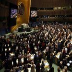 الجمعية العامة للأمم المتحدة تعقد جلسة خاصة للتعزية في وفاة الملك عبدالله