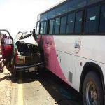 وفاة مواطن بعد اصطدامه بحافلة نقل طالبات في حائل
