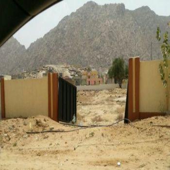 مقابر قرى آل الجحيني مهملة وابوابها مفتوحة للبهائم والكلاب الضالة