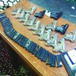 «مجاهدو جازان» يضبطون مخدرات وأسلحة وعدداً من المتسللين