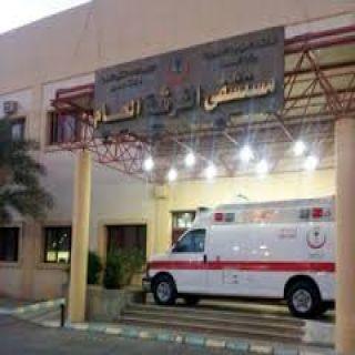 مستشفى الفرشة العام يعلن حالة طواريءعلى اثر وقوع حادث سيرخلف إصابتين وثلاث وفيات