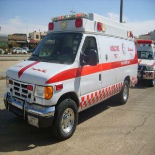 وفاة وإصابة متوسطة في حادث سير بمحافظة املج