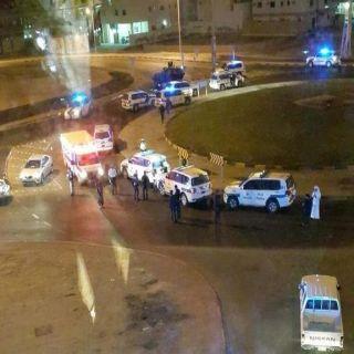 إستشهاد رجل أمن في عمل أرهابي بالبحرين