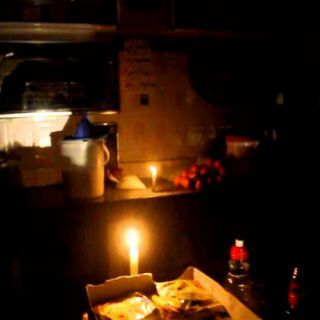 الأمطار تعزل قرى شمال مركز ثلوث المنظر عن الكهرباء والمواطنين يناشدون التدخل