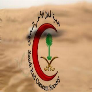 وفاة واصابة ثلاث شبان بحادث انقلاب بمنطقة صحراوية شرق طريف