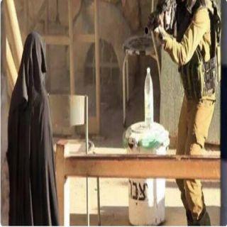 هديل الهشملون رفضت نزع حجابها فقتلوها الصهاينة بـ 10 طلقات