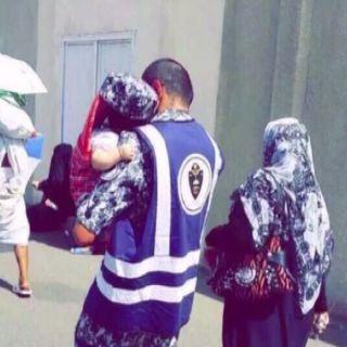 شاهد ماذا قالت حاجة سورية عن مايُقدم للحجاج وهي تبكي