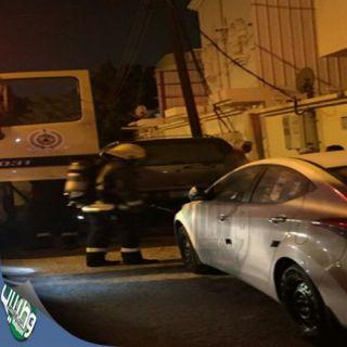 #مدني #عسير ينقذ عائلة من حريق مستودع #منزل بخميس مشيط