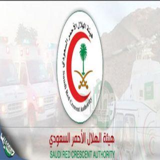 هلال #الباحة يتعامل مع 36 بلاغاً خلال (5) أيام نتج عنها 64 إصابة بين المتوسطة والخطيرة