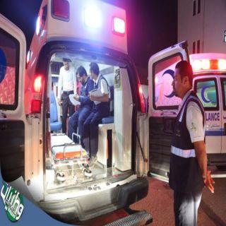صحة القصيم :تختبر جاهزية سيارات الإسعاف بالمركزالطبية الخاصة